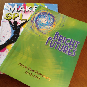 Prairie View Elementary Yearbook