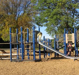 Prairie View Elementary Playground
